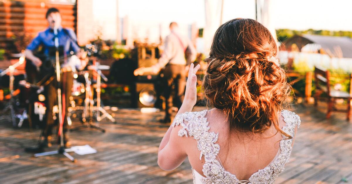 結婚式 音楽 演奏