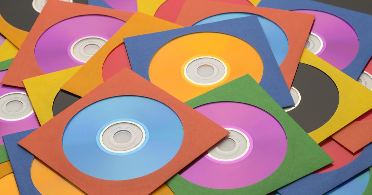 CD ジャケット たくさん