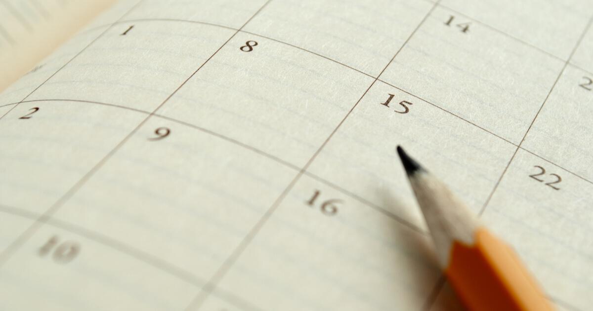 開業届の提出は開業日から1ヶ月以内