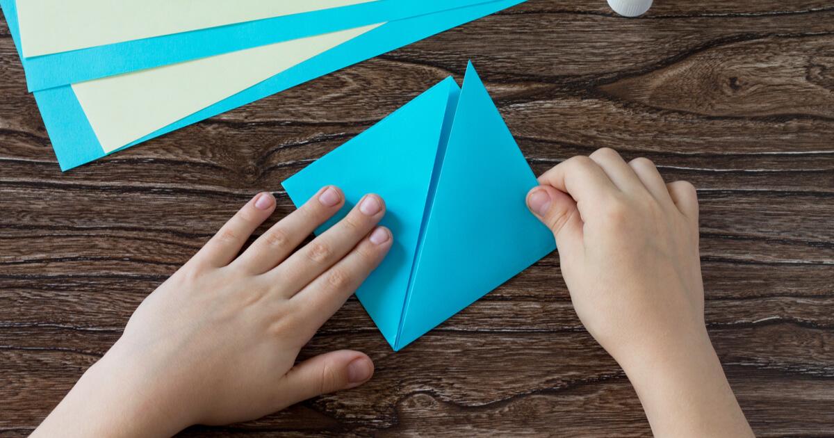 こどもの日 折り紙