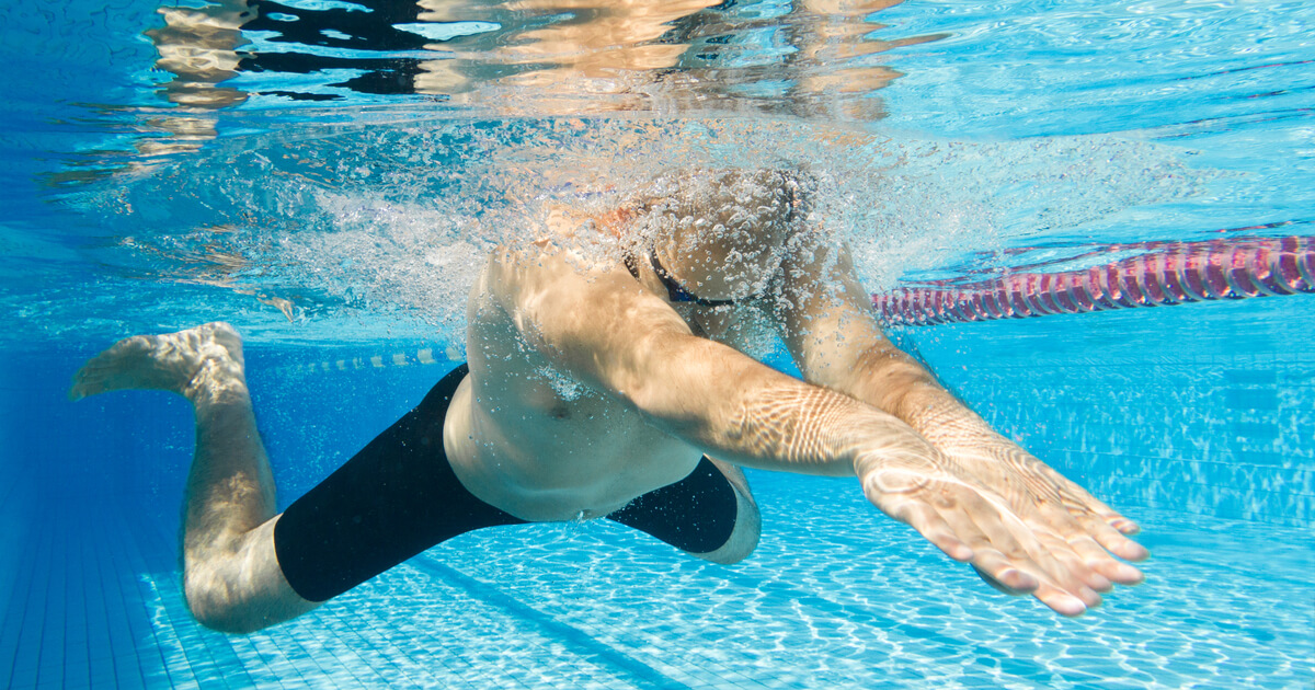 水泳 初心者 平泳ぎ
