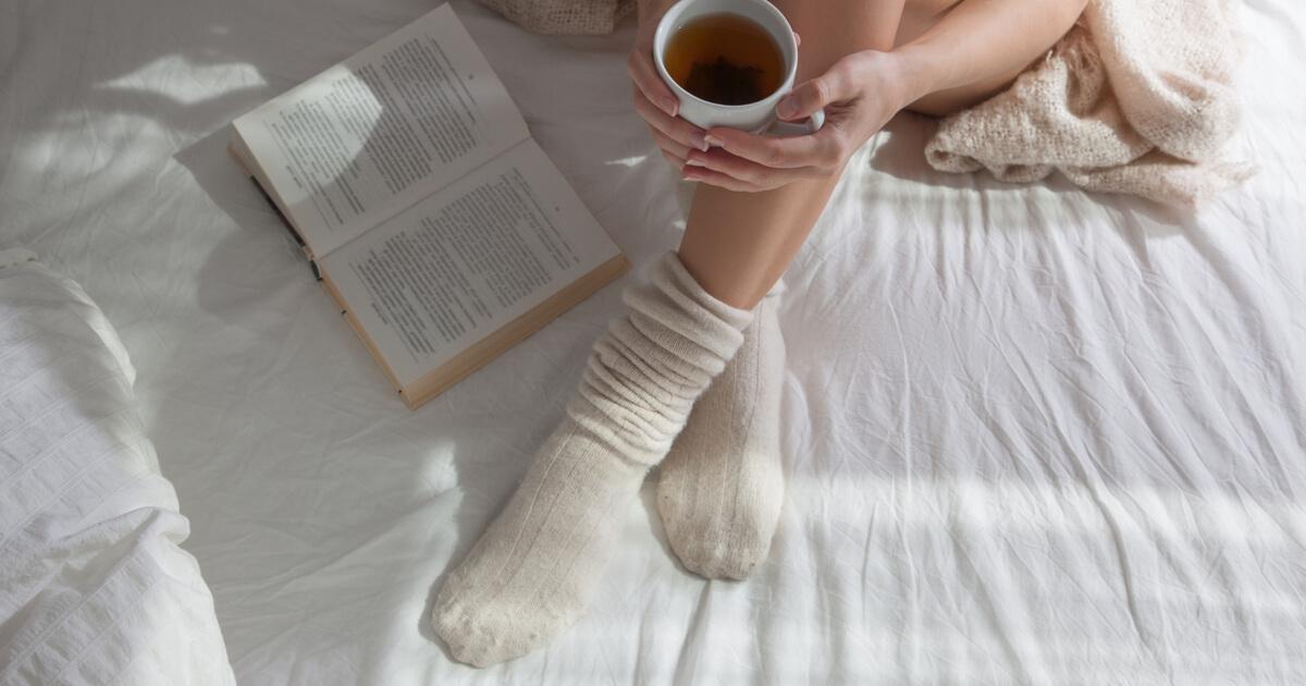 眠れない 対処法 靴下