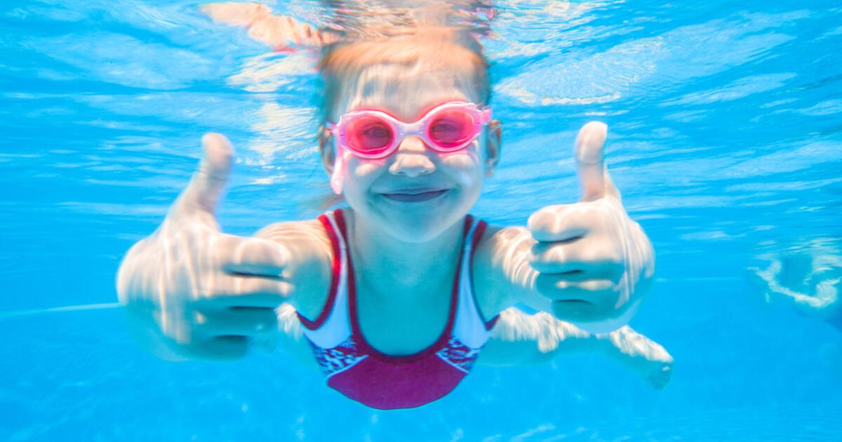 水泳 初心者 子ども