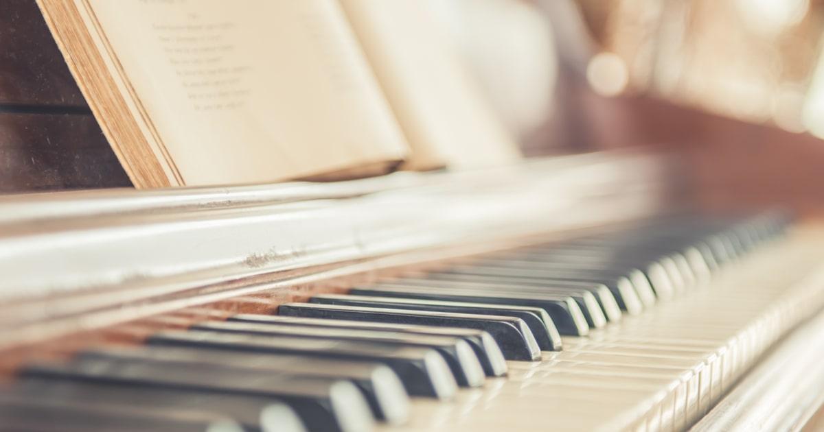 ピアノ 譜読み