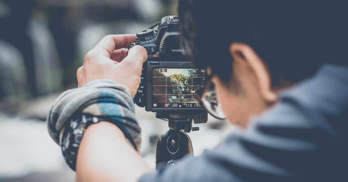 マッチングアプリ プロフィール写真 撮影