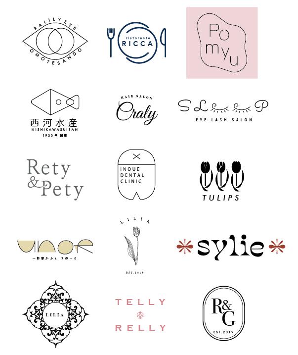 ロゴ 依頼 デザイン