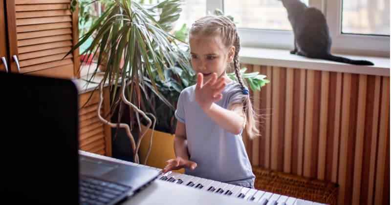 習い事 子ども ピアノ