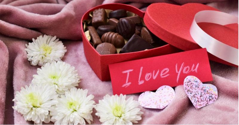 バレンタイン 可愛い ラッピング