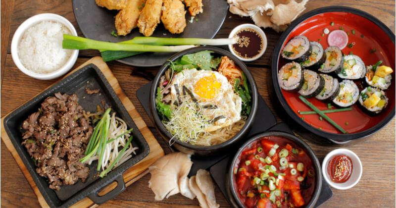 東京 観光 韓国料理