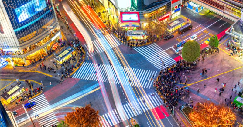 渋谷 東京 観光