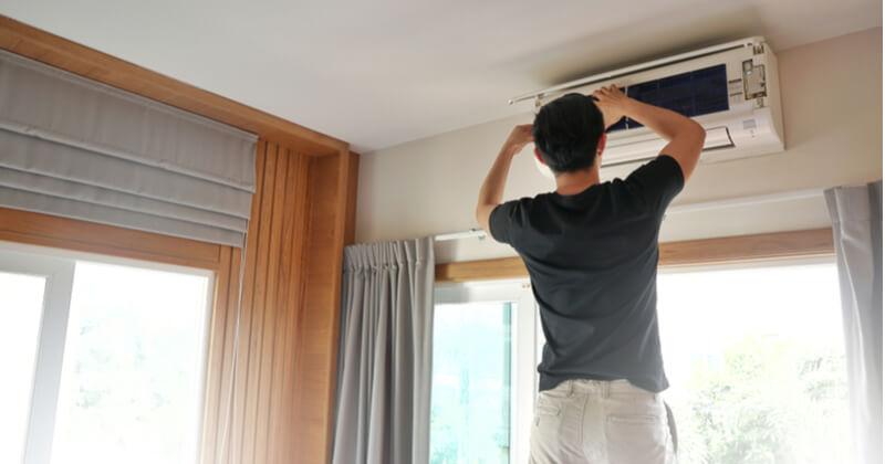エアコン 掃除 時期